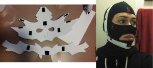 Turian Mask Note (velcro) by NeeraVakarian
