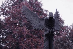 Angel of death monument by Szonhor