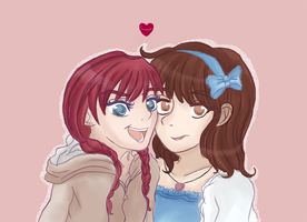 . : Do you want to take a selfie~? : . by Aviditty