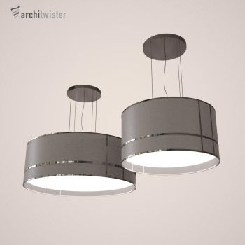 Fendi Orione Suspension Light by architwister