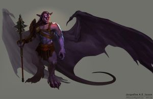 Goliath by monsterling