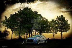 veloster turbo 2013 Qc by sXeSuX