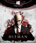 Hitman Absolution Icon by nemanjadmitrovic