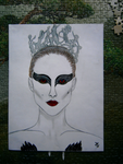 The Black Swan by Mercantille