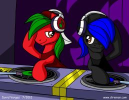 Spinz Brothers (Request for Manknux5667) by LateCustomer