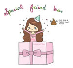 Special Friend Box by acquiesce9four