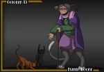 CDC2016 -Oct 13- The Cat Lady by LulzyRobot