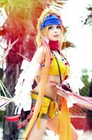 Final Fantasy X-2 - Rikku Thief III by Calssara