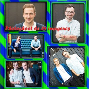 Heffron Drive Photoshoot 2 by MelSoe