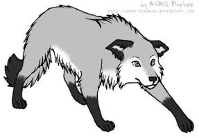 Collie Adoptable - Closed by Sapphira-Page
