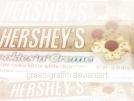Hershey LOVED by GREEN-GRAFFITI