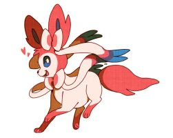 Sylveon by bluekomadori