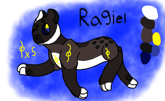 Ragiel by Wolflover505