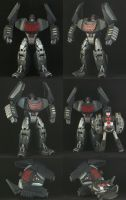 Custom Gobots Pathfinder by Solrac333