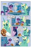 The Mystery of the Fattening Eclair Pg 13 by elnachato