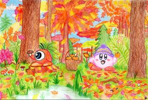 Automne by Waddle-doo777