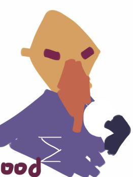 Doctor who,ood sigma,iPad draw,use finger by ctq626