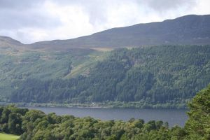 Loch ness by Cora-Leigh