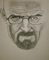 Walter White by rgopal