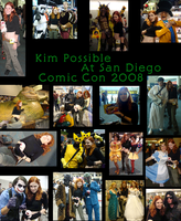 Kim Possible SDCC 2008 Cosplay by Crimsongypsy1313