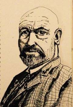 Georg Cantor by Horological-Rex
