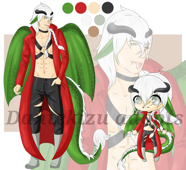 Ref for Shaygoyle #3 by Dantes-adopts