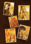 Pandora Hearts - photographs by BeChienot