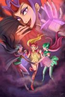 Jewel Riders, Let's Go! by hyacinthess