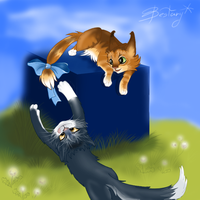 Kittens - finished by Bestary