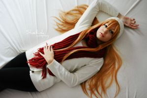 SAO - Asuna Winter by Shellink