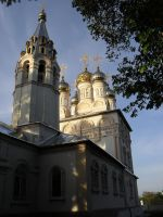 Church of the Transfiguration of the Savior by Ferrabra