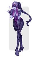 Widowmaker by whispwill