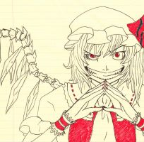 Flandre Scarlet by Tres-Iques