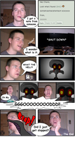 Squidward Suicide Comic! by ChavisO2