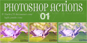 Photoshop Action 01 by crystalcleargfx