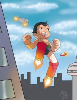Astroboy: The First Anime by amr4