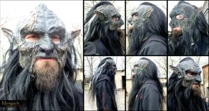 Orcmask - Morgach by poisonmilow