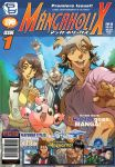 Mangaholix Issue 1 by Foodtrip