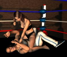 mixed wrestling 24 by cattle6