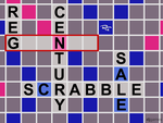 Six-Letter Name on Scrabble by DJgames