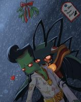 Merry Birth-O-Ween-Mas To You by CGIgal