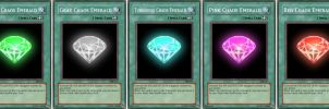 The Chaos Emeralds by SpringsTS