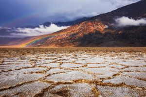 Badwater Bow by PeterJCoskun