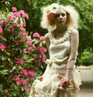 in the garden of thy heart by KatMPhotography