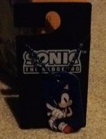 Sonic dog tag by AskTuxSonicsSister
