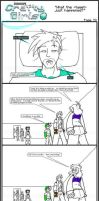Minecraft Comic: CraftyGirls Pg 73 by TomBoy-Comics