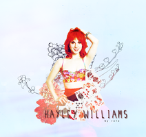 hayley williams by romcis