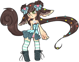 .: Adoptable { freehand } - CLOSED :. by PileOfJunk