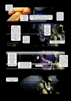 Five Nights at Freddy's : Day and Night page 9 by BrianXKaren