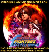 King of Fighters Battle Dome Soundtrack by BlueWolfRanger95